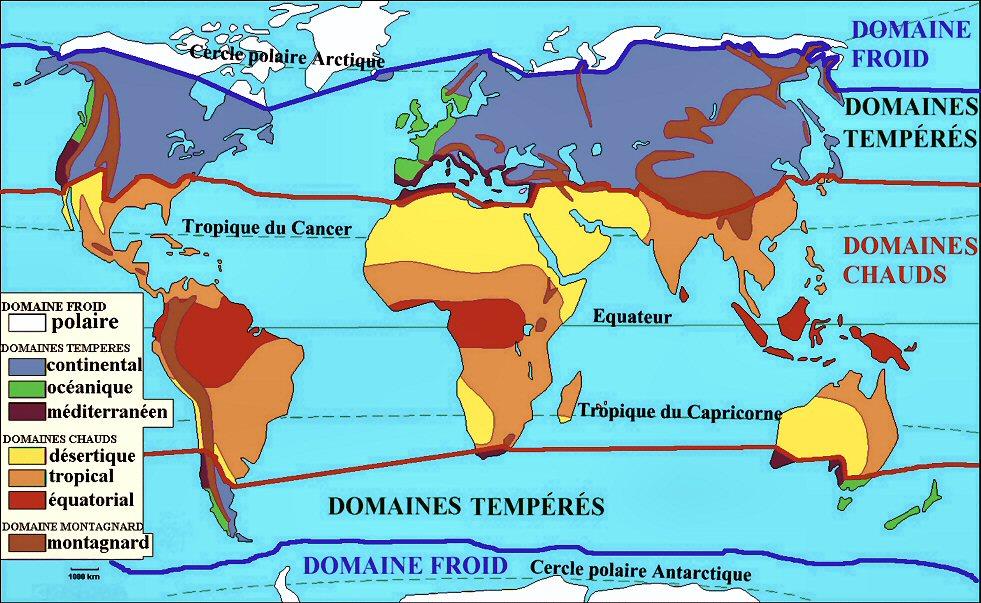 Assez Info •▷ carte des regions montagneuses du monde XX98