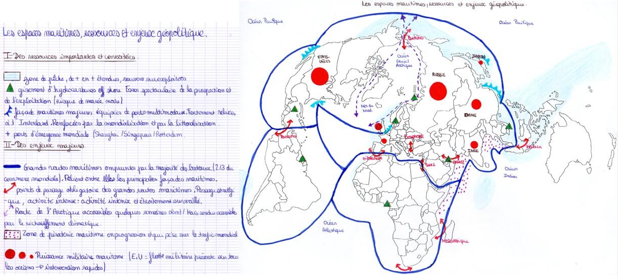 Dissertation gographie mondialisation terminale es