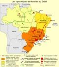 dynamique du brésil