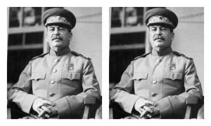 staline 5 erreurs